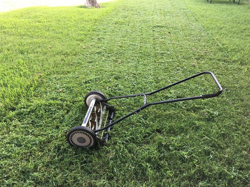aprenda a usar o aparador de grama