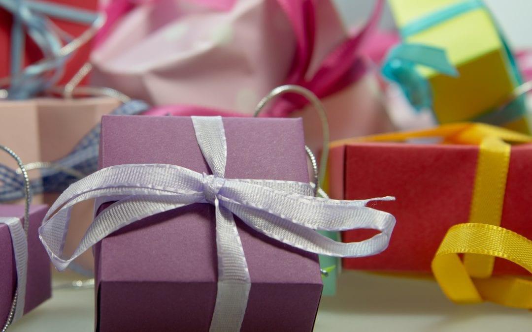 3 dicas para presentear alguém especial